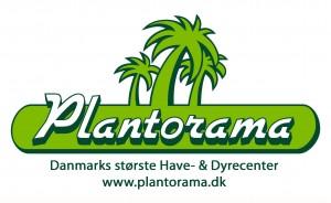 Plantorama logo DK største